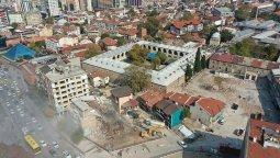 Bursa'da dönüşüm projesiyle tarih gün yüzüne çıkıyor!