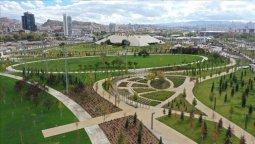 AKM Millet Bahçesi, Ankaralıların yeşille buluşma noktası olacak!