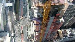 New York Türkevi inşaatı, 1.5 dakikalık videoda!