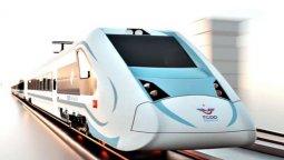 Milli elektrikli tren gelecek yıl raylarda olacak!