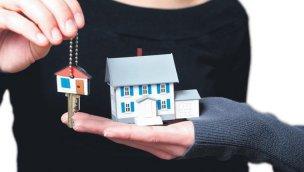 Banka kredilerinin yüzde 32.1'i ev almak için çekildi