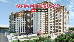 Türkiye'de günlük ortalama 3 bin konut satılıyor!