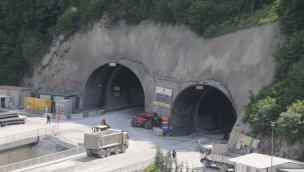 Yeni Zigana Tüneli'nde son adım!
