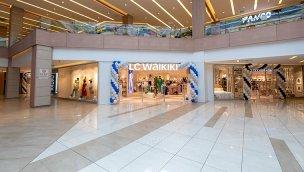 LC Waikiki'nin mega konseptli ilk mağazası Tepe Nautilus'ta!