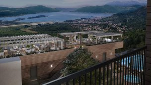 Bayview Hills Montenegro'da 65 bin 500 euroya ev!