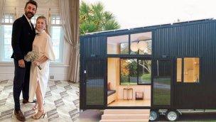 Necip Memili, tiny house satın aldı!