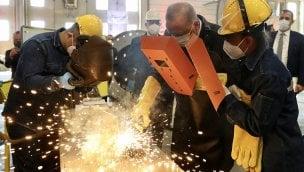 Başkan Erdoğan, Ankara 2. OSB'nin açılışını yaptı