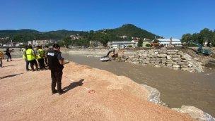 Sinop Ayancık'a seyyar köprü kuruluyor