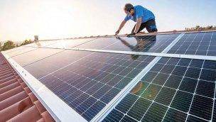 Elektrikte güneş enerjisinin payı %7.5'e yükseldi