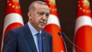 Cumhurbaşkanı Erdoğan'dan kentsel dönüşüm mesajı!