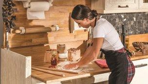 """Mutfak mobilyasında """"Cocooning"""" akımı yeniden başladı!"""