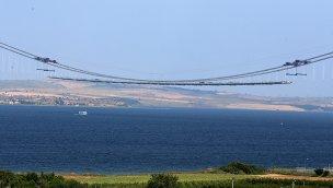 1915 Çanakkale Köprüsü'nde son durum!