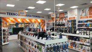 Teknosa, Buyaka AVM'de mağaza açtı!
