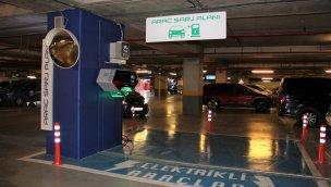 Gebze Center AVM'den elektrikli araçlara özel şarj istasyonu!