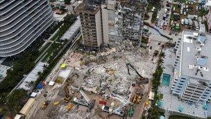 Miami'de çöken binada ölü sayısı artıyor!