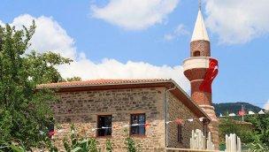 Tekirdağ'daki Güzelköy Camisi'nin açılışı yapıldı