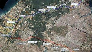 Halkalı-İstanbul Havalimanı metrosu 2022'de açılacak