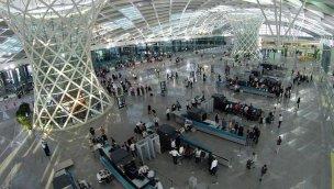 Türkiye'de 8 ayda 75,7 milyon yolcu hava yolunu kullandı