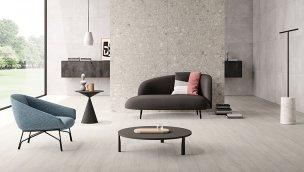 Vitra'nın beton görünümlü koleksiyonuyla yüzeyler harekete geçiyor