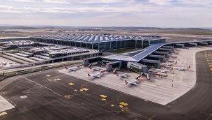 İstanbul Havalimanı, 'Dünyanın En İyi 2. Havalimanı' oldu