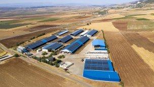 CW Enerji, Burpa Süt Ürünleri'nin fabrika çatısına GES kurdu