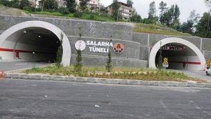 Rize halkında Salarha Tüneli sevinci!