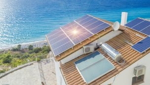 Üçay Grup'tan 'Zero House' ile evlerde yenilebilir enerji!