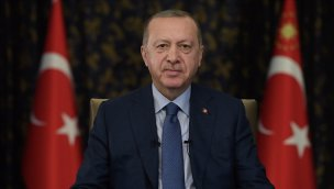 ''Önümüzde büyük ve güçlü Türkiye'yi inşa edeceğimiz bir dönem var''