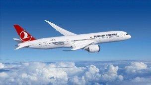 Türk Hava Yolları'nda uçuş rakamları hızla yükseliyor!