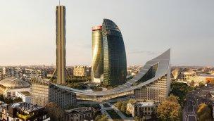 Milano Citylife projesi tamamlanıyor