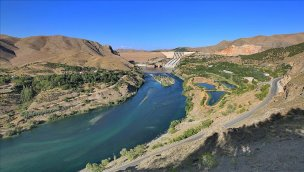 Keban Barajı'ndan ülke ekonomisine 151 milyar liralık katkı!