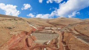 Köşk Barajı ekonomiye yılda 1.6 milyon TL katkı sağlayacak