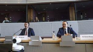 Bakan Kurum, Türkiye-AB Yüksek Düzeyli İklim Toplantısı'na katıldı