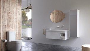 Creavit Drop ile banyolarda kusursuz estetik!