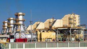 Rönesans, Türkmenistan'daki enerji santralinin inşaatını erken tamamladı