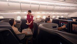 THY'de yurt içi uçuşlarında ikram servisi başlıyor