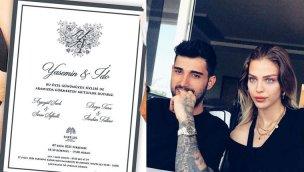 İdo Tatlıses ile Yasemin Şefkatli, Raffles Hotel'de evleniyor