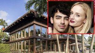Sophie Turner ve Joe Jonas 11 milyon dolara malikane satın aldı