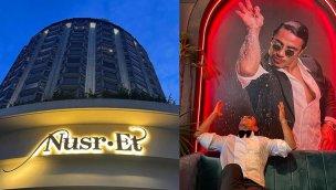 Nusret Gökçe, Londra'da restoran açmaya hazırlanıyor
