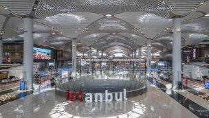 İstanbul Havalimanı, Avrupa'nın en yoğun havalimanı oldu