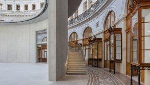 Fransa'daki Bourse Du Commerce kapılarını yeniden açtı!