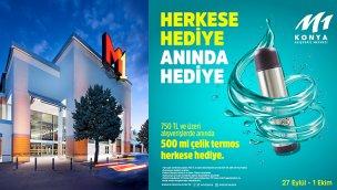 M1Konya AVM'den çay ve kahva tutkunlarını sevindirecek kampanya!