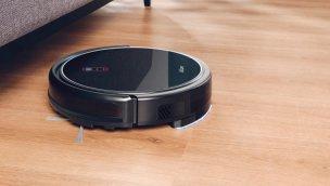 Arzum'un yeni robot süpürgesi: Robotek