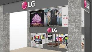 LG, Antalya'da 3. mağazasını açtı