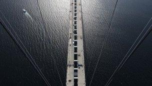 1915 Çanakkale Köprüsü dünya gündeminde!