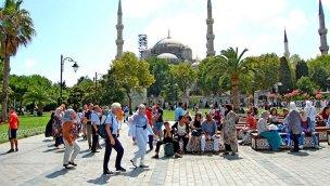 İstanbul, ilk 9 ayda 381 bin 346 Rus turist ağırladı!