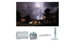 Legrand'ın parafudr ürünleri evinizdeki elektronik cihazlarınızı koruyor