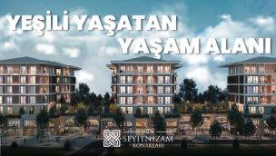 İstanbul'un Merkezinde Butik Aile Projesi; Irmak Seyitnizam Konakları