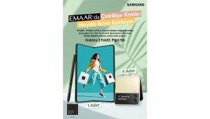 Emaar'da Galaxy Z Fold3 5G veya Flip3 5G kazanma şansı!