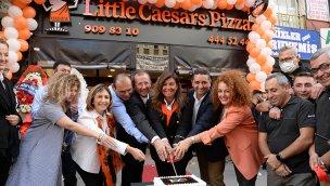 Little Caesars, İstanbul'da 100. şubesini kutluyor!